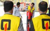 مانورهای آموزشی آتش نشانان در ایستگاههای مترو