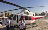 نیاز کشور به ۴۵ فروند بالگرد امدادی