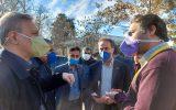 همکاری اساتید دانشگاه تهران با واحد تحقیقات ماسک ترمه