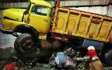 یک فوتی در تصادف بزرگراه امام علی (ع)