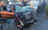 ۱۵۴ نفر حادثه دیده در حوادث جاده ای روز گذشته