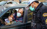 ۵۹۱۲۹ خودرو در شب یلدا جریمه شدند