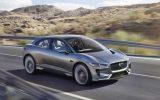 ساخت خودروهای برقی جگوار لندروور در انگلیس