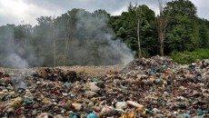 دفن زباله