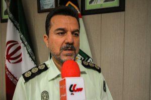 سرهنگ زيودار ؛ فرمانده پليس فرودگاههاى استان اصفهان