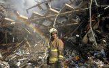 فاجعه پلاسکو یکی از اضطراریترین حالتهای مدیریت بحران است
