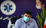 ۲۵ درصدفعالیتهای اورژانس را تهران انجام میدهد