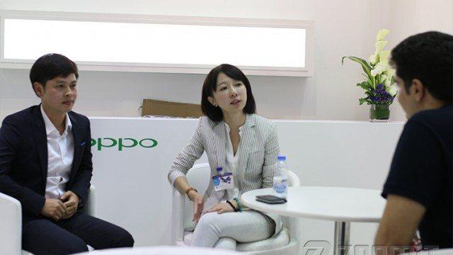 مصاحبه اختصاصی با مدیر برند اوپو
