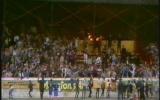 آتش سوزی ناگهانی در استادیوم