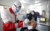 ۵۷ نفر از مسافران نیز به صورت موقت قرنطینه شدهاند