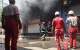 ۸۱ آتشنشان اهوازی در دام کرونا