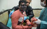 کاهش مصدومان چهارشنبه سوری در سال های اخیر