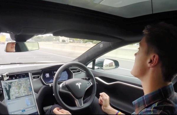 با جدیدترین خودروی Autopilot آشنا شوید