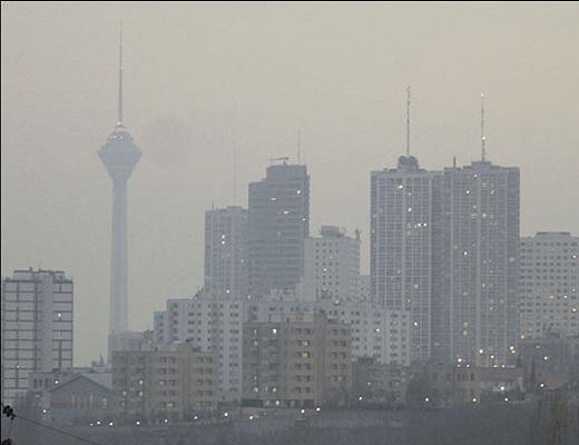 تصمیم گیری در مورد تشکیل کمیته اضطرار آلودگی هوا تا ساعاتی دیگر