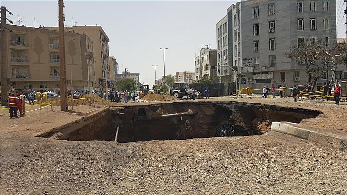 انفجار گاز در شهران حادثه آفرید