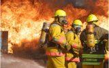 آتشنشانها و استرسهای حرارتی (fire fighters & heat stresses)