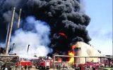 حریق در پالایشگاه ها و مخازن نفتی و روش ارزیابی احتمال خطر حریق