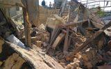 ۶مصدوم  انفجار خانه مسکونی در محله جوانمردقصاب