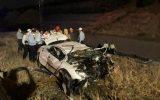 فوت پنج نفر در تصادف بزرگراه شهید یاسینی