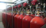 سیستم اطفاء اتوماتیک گاز دی اکسید کربن