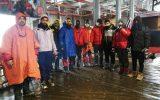 نجات کوهنوردان گمشده در ارتفاعات توچال