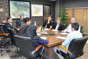 مدیرکل راه و شهرسازی استان قزوین در نخستین جلسه هیات چهار نفره