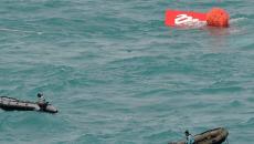 کشتی غرق شده اندونزی