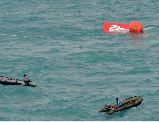۵۵ کشته، ۲۳ ناپدید در کشتی غرق شده اندونزی