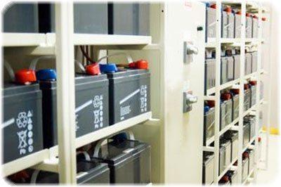 آشکارسازی گاز در اتاق های باطری