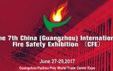 نمایشگاه ایمنی و آتش نشانی چین (CFE) برگزار میشود
