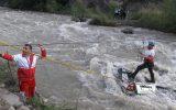 عملیات پیچیده جستجو و نجات در رودخانه هراز