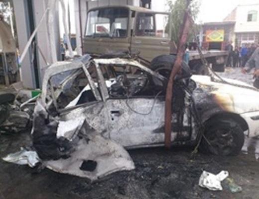 انفجار جایگاه CNG در میاندوآب سه کشته و زخمی بر جای گذاشت.