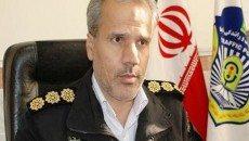 رئيس پليس راهنمايي و رانندگي فرماندهي انتظامي استان مركزي