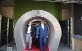 افتتاح نمایشگاه شوینده و بهداشتی در تهران