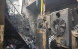 جزئیات حادثه آتش سوزی در خیابان نظام آباد
