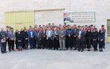 بازدید اعضای هیئت مدیره اتحادیه از واحد تولیدی کفش یحیی