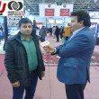 نشست اعضای اتحادیه الکتریک و الکترونیک در نمایشگاه حفاظتی و ایمنی اصفهان