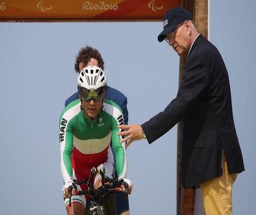 اعلام جزییات حادثه مرگبار برای دوچرخهسوار ایرانی در پارالمپیک ۲۰۱۶