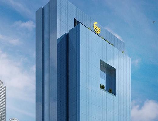 Advanced و محافظت از ساختمان مرکزی  Landmark
