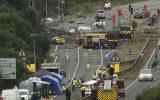 کنترل خطرات ترافیکی و غیر ترافیکی جاده