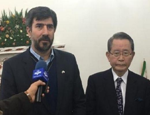 تفاهم وزارت بهداشت با نماینده شرکت های بزرگ تجهیزات پزشکی ژاپن