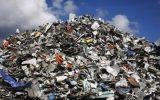 تولید گازهای گلخانه ای بر اثر دفن زباله های خانگی