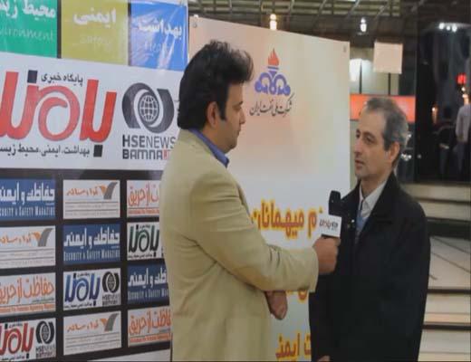 مهندس عبدالله زاده: مدیریت ایمنی فرآیند در سطح شرکت ملی نفت اجرایی می شود