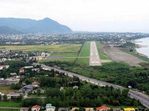 نگاه تلفیقی ایمنی و امنیتی به کیفیت خدمات فرودگاه رشت