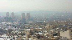 افزایش آلودگی هوای پایتخت، هوا همچنان ناسالم است