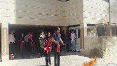 آشنایی کارکنان شرکت بال صبا با اصول ایمنی و آتش نشانی