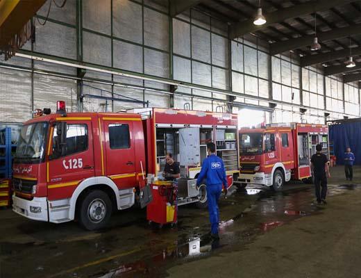 آمادهباش آتشنشانی تهران در تاسوعا و عاشورا