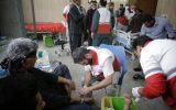 آماده باش پایگاه های امدادی در اربعین و اعزام نجاتگر به عراق