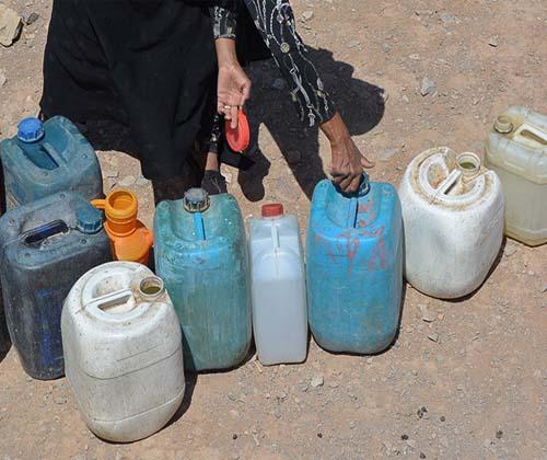۵۰۰۰ روستای کشور با بحران آب مواجهند
