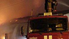 آتش سوزی ویرانگر در سائوپائولوی برزیل